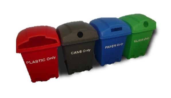 Indoor Recycling Units