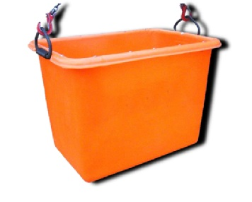 333 litre Crane Lift Tub