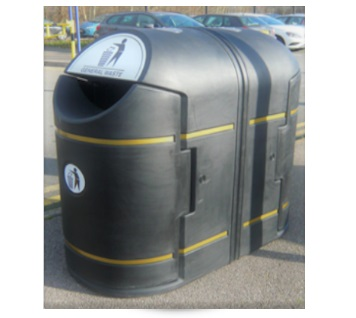 Eximo Waste Bin