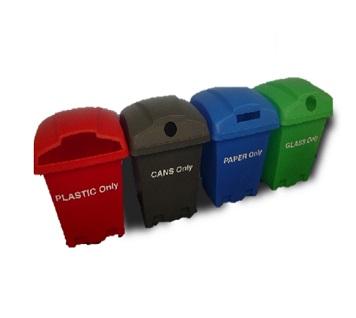 Internal Waste & Recycling