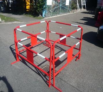 Halt-WorX Barrier