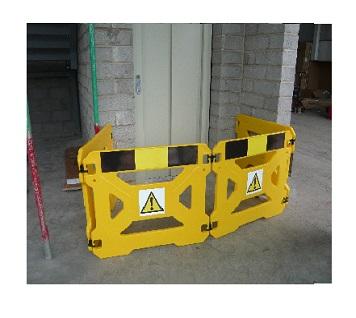 Serviguard Barrier