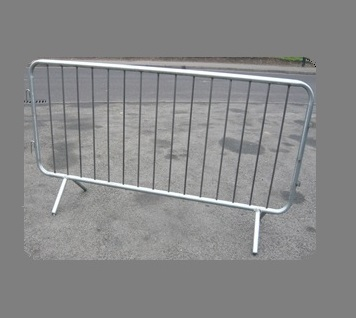 TempPed Barrier