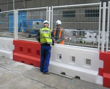 Site & Heavy Duty Barriers