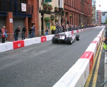 Road & Track Barriers