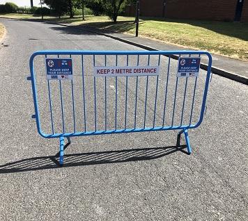 2 Metre SD Barrier